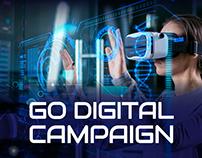Go Digital Campaign