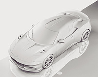 Lotus Evora 430 GT // Alias Modeling