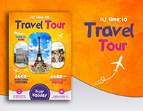 Travel Tour Poster