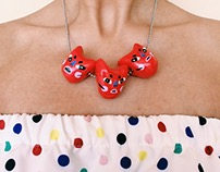 Kitschy Necklaces