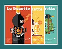 La Gazette | Cover Collection