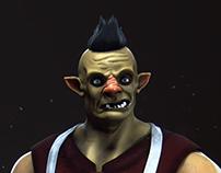 Orc Waiter