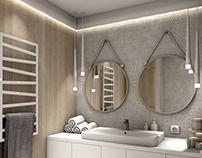 Project 60m2 apartment Gdynia Wiczlino - Part 1