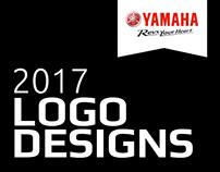 Yamaha Motor Europe - Event Logo Designs