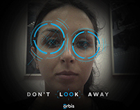Interactive eye detection: Orbis Don't Look Away