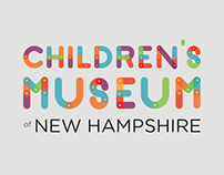 Children's Museum of New Hampshire Re-Brand