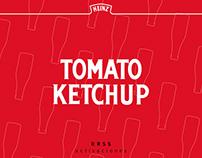Activaciones RRSS Ketchup Heinz
