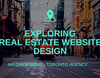 Beautiful Real Estate Website Design
