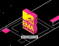 MTV EMA 2016 Teaser