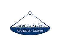 Logo, Web Design & BCard || LS Abogados
