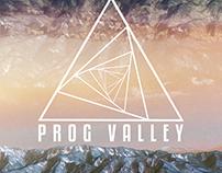 Prog Valley Branding