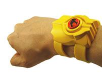 Nestlé THUNDERCATS WRISTBAND - Laser Logo Projector