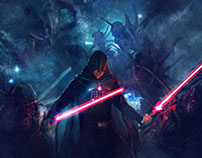 2014 - Darth Morgul VS Aliens