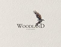 Woodland Vineyards Branding