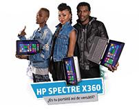 Campaña #RompeLasReglas HP Colombia