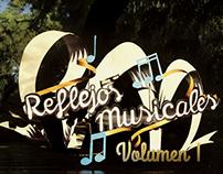 """""""Reflejos Musicales"""" Pablo Toranzo´s album."""