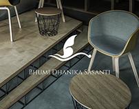 Logo and Identity | Bhumi Dhanika Sasanti