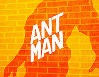 Ant Man Poster Posse Tribute