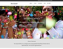 Do Good WordPress Theme