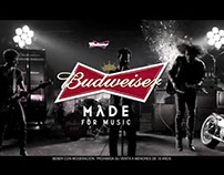 Budweiser Made For Music 2015
