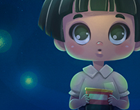 "Setsuko ""Grave of the Fireflies """