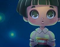 "Setsuko ""Grave of the Fireflies """
