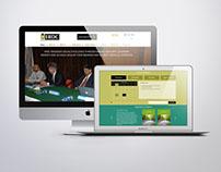 Website for ERDC (Educational Resource Development)