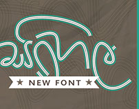 Font Keko-Sinhala Font Design