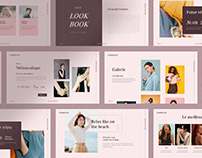 Passione - Fashion Powerpoint and Keynote Template