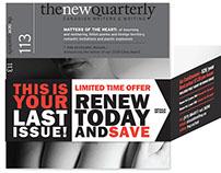 The New Quarterly (TNQ)