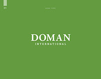 DOMAN INTERNATIONAL | EDUCATION INSTITUTE