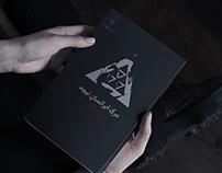 Book Cover - Mira Qaemi