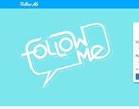 Twitter Like Web App