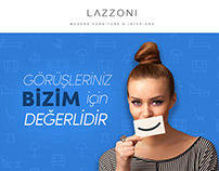 Lazzoni Mail Template - Theme