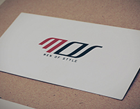 [Corporate Identity] Men of Style - MOS