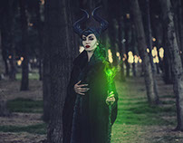 Maleficent.. The Mistress of all Evil