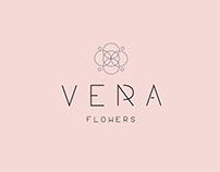 Vera Flowers | Identity + Branding