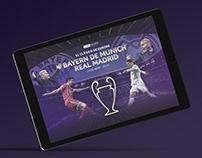 UEFA Champions League Semi Finals