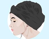 Female illustrations