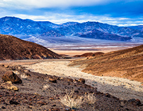 Death Valley - Panoramas