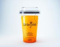 Logomarca | Laranjinha