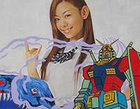 """""""14"""" Japanese girl"""