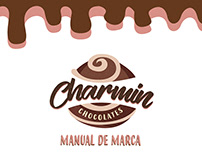 "Manual de Marca ""CHARMIN CHOCOLATES"""
