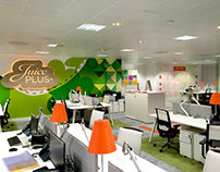Juice Plus+ Office Interior