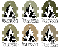The Cathedral of All Souls Logo