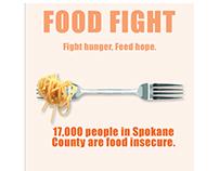 Event Branding - Food Fight