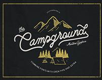 CAMPGROUND - FREE MONOLINE SCRIPT