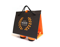 Brand refresh : Caffe Nero