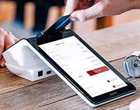 eThor - Payment Terminal - Tablet and Phone Design