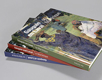 Book Design Gauguin and Laval Van Gogh Museum